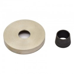 .21 to .28 class engine Front bearing dirt shield