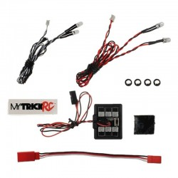 HB-1 Entry Level 4 LED (kit includes - 1pc 5mm WHITE DUAL 1pc 5
