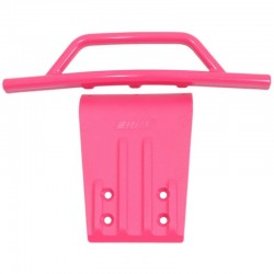 Front Bumper & Skid Plate Pink:Slash2wd N Slash