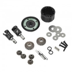 Xb8 Front Differential 46t - V2 - Set
