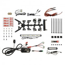 DG-1 Attack 1052 (kit includes - 1pc 5 inch Light Bar 1pc 2 inc