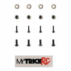 Attack Light Bar Hardware Kit (kit includes 4 pieces each of: M2