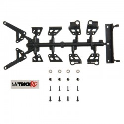 Flame Thrower Mounts (kit includes Dragon Hardware Kit + Flame T