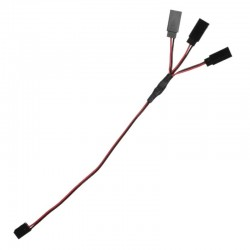 3-way Y-Cable (for Light Strips)