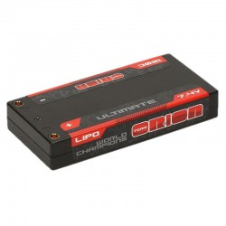 Ultimate Graphene Lipo Shorty 3200 ULCG 7.4V 120C