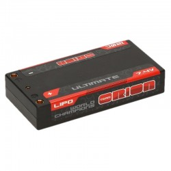 Ultimate Graphene Lipo Shorty 3600 Lcg 7.4v 120c