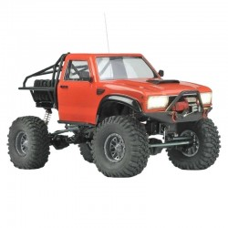 SR4C Demon 4x4 Crawler Kit w/ Lexan Body and All Metal 1/10