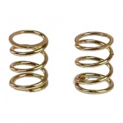 front coil spring 3.6x6x0.5mm: c:3.5 - gold 2
