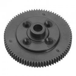 Spur Gear (81t 48pitch composite black EB410)
