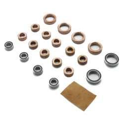 Bearing and Bushing Set 19 Pcs : Sca-1e
