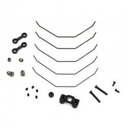 Sway Bar Kit (complete front 1.0 1.1 1.2 1.3 1.4mm EB410)