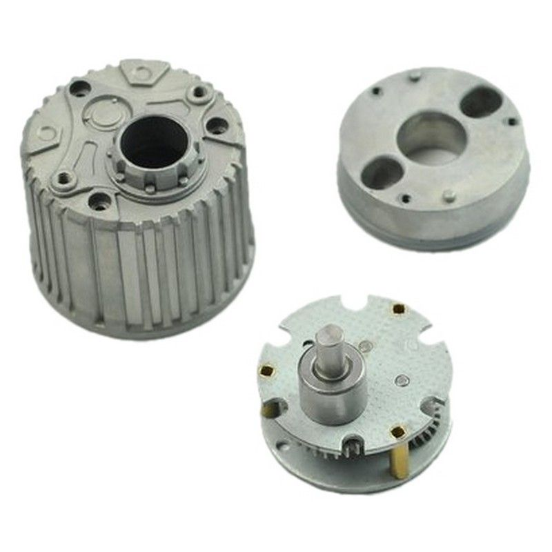 Gearbox Assembly (metal complete): SG4 SR4