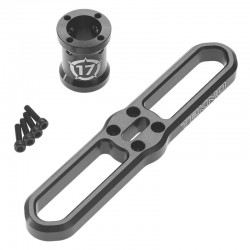 17mm Wheels Wrench/Shock Cap Tool