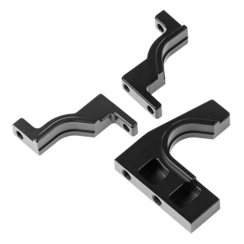Split CTR Diff Mounts Anod gun metal: EB/ET/SCT