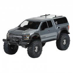 2017 Ford F-150 Raptor Clear Body for 12.8 TRX-4