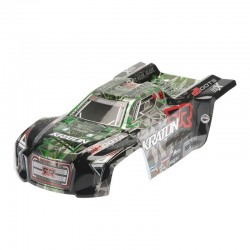 AR406053 Body Green/Black Kraton 6S Painted II