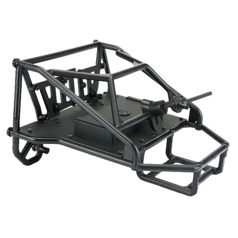Back-Half Cage for Cab Only Crawler Bodies