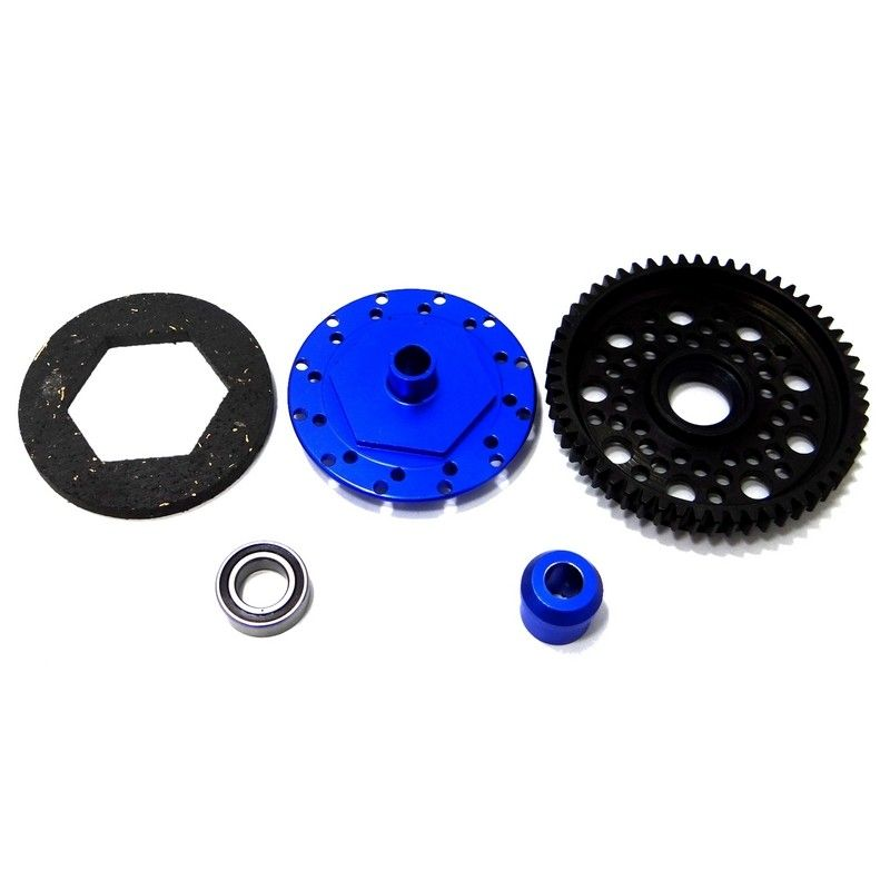 HD Slipper 56T Mod 0.8 Steel Spur Gear