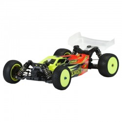 Elite Light Weight Clear Body : Tekno EB410