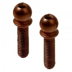 ball end 4.9mm with thread 10mm 2