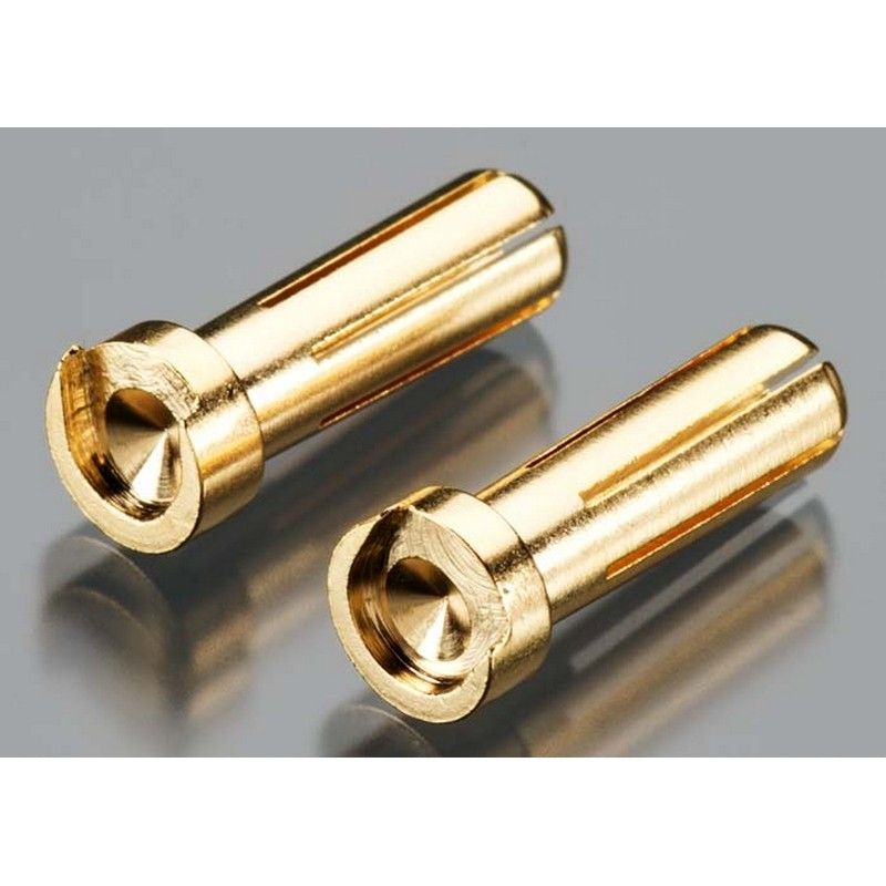 5mm Bullet Connector 6-Point Standard Top