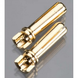 Narrow Top Bullet 4mm
