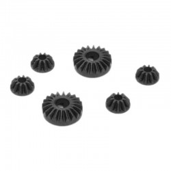 Composite Differential Gear Set (internal gears only EB410)