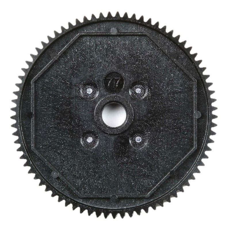 RC TRF201 48 Pitch Spur Gear - (77T)