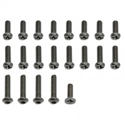 Main Gearbox Screw Set Monster Gt (21)