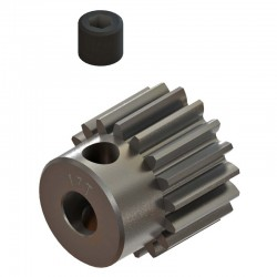 17T 48P Steel Pinion Gear 1/8 Bore