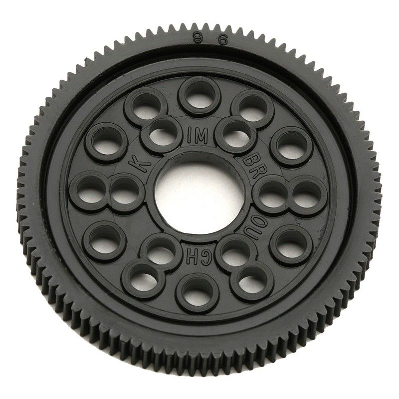 64 Pitch 96T Spur Gear:12R5