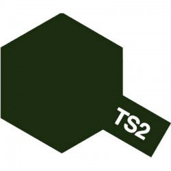 Spray Lacquer TS-2 Dark Green