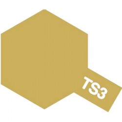Spray Lacquer TS-3 Dark Yellow