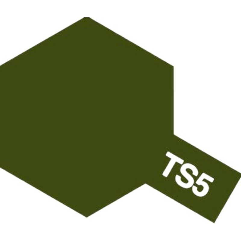 Spray Lacquer TS-5 Olive Drab
