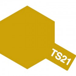 Spray Lacquer TS-21 Gold
