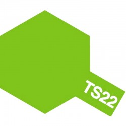 Spray Lacquer TS-22 Light Green