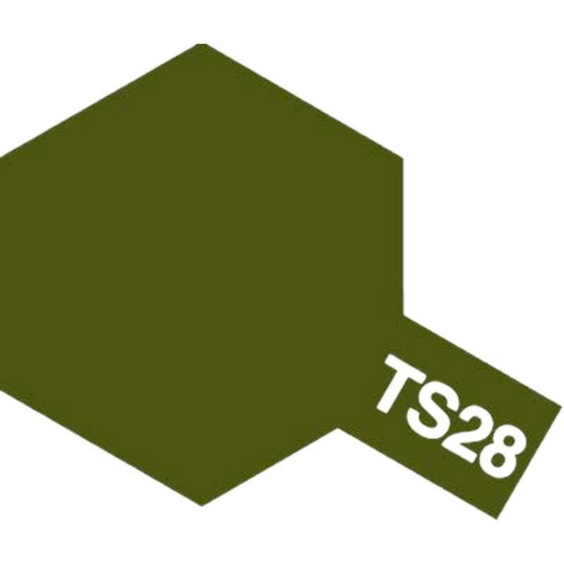 Spray Lacquer TS-28 Olive Drab