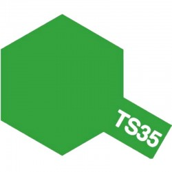 Spray Lacquer TS-35 Park Green