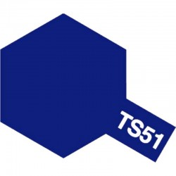 Spray Lacquer TS-51 Racing Blue