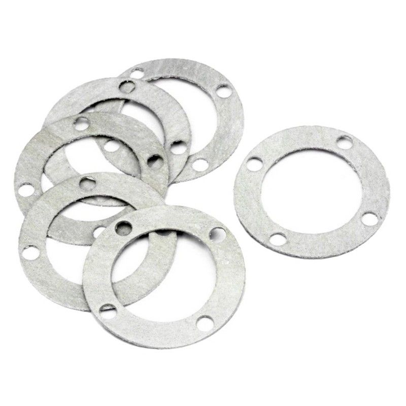Differential Case Washer 0.7mm Hellfire (6)