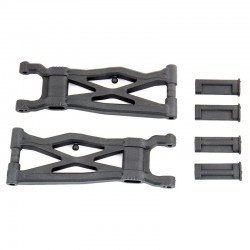 Associated T6.1 Rear Suspension Arms hard [71106]