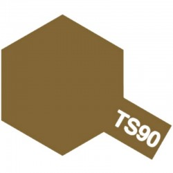 Lacquer Spray Paint, Ts-90 Brown Jgsdf - 100ml Spray Can
