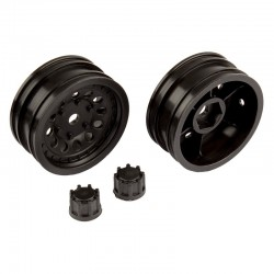 CR12 Wheel Set black