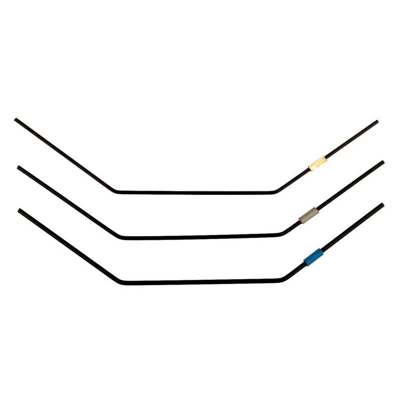 B6.1 FT Front Anti-roll Bar Set