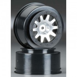 MK.10 V2 Wheels Matte chrome 4.5mm Offset (2)