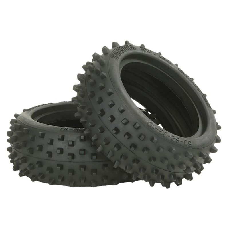 RC 4WD Fnt Square SpikeTire St