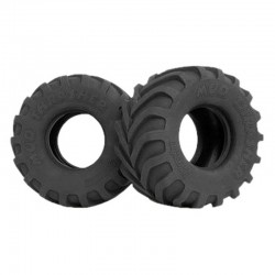 Wheely King Mud Thrasher Tires 135x73mm - pair