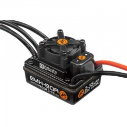 Flux Emh-80a brushless Waterproof Esc
