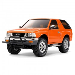 Isuzu Mu Type X 4wd Kit Cc-01 Limited Edition