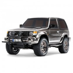 Pajero Metaltop Wide Black Metallic Ltd Ed